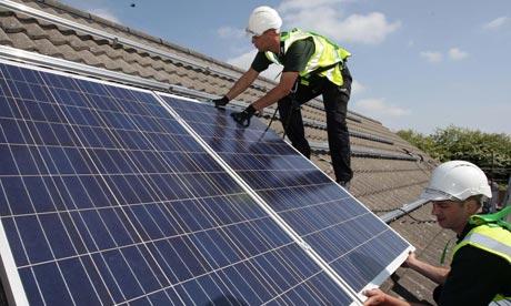 Beneficios de instalar placas solares en casa